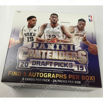 2015-16 Contenders Draft Picks Hobby doboz
