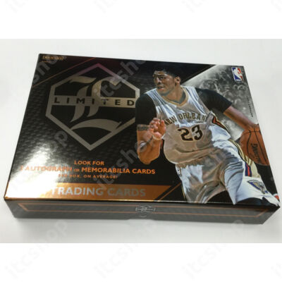 2015-16 Limited Basketball hobby doboz