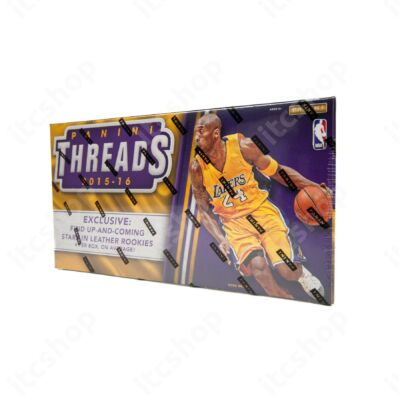 2015-16 Threads Premium Basketball Hobby doboz