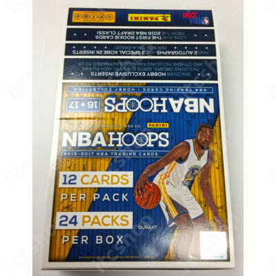 2016-17 NBA Hoops Basketball Hobby doboz