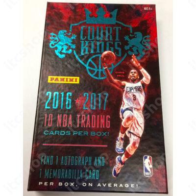 2016-17 Court Kings Basketball Hobby doboz