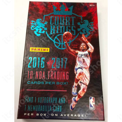 2016-17 Court Kings Basketball Hobby doboz