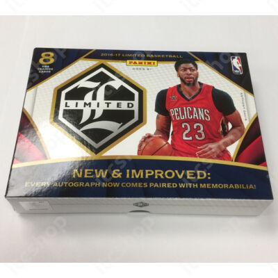 2016-17 Limited Basketball Hobby doboz