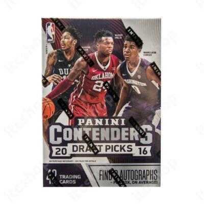 2016-17 Contenders Draft Picks Basketball Blaster doboz