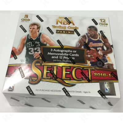 2016-17 Select Basketball Hobby doboz