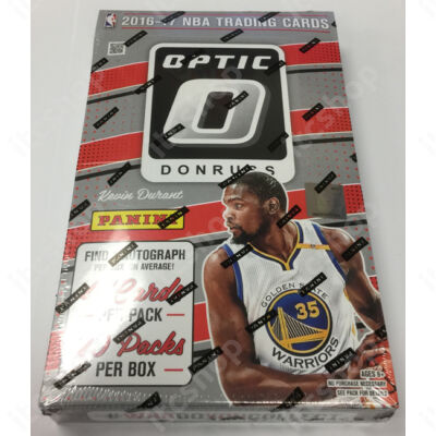 2016-17 Donruss Optic Basketball Hobby doboz