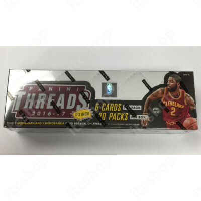 2016-17 Threads Basketball Hobby doboz