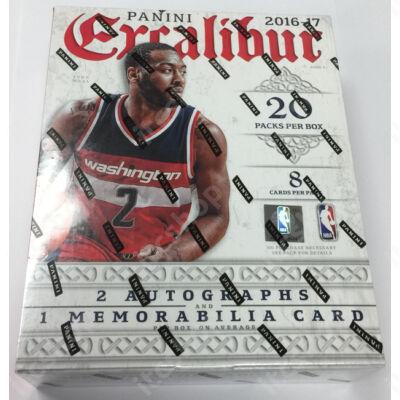 2016-17 Excalibur Basketball Hobby doboz
