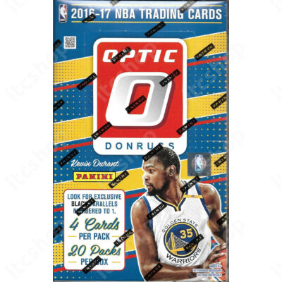 2016-17 Donruss Optic Basketball Retail doboz