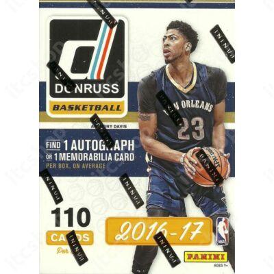 2016-17 Donruss Basketball Blaster doboz