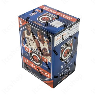 2016-17 Complete Basketball Blaster doboz