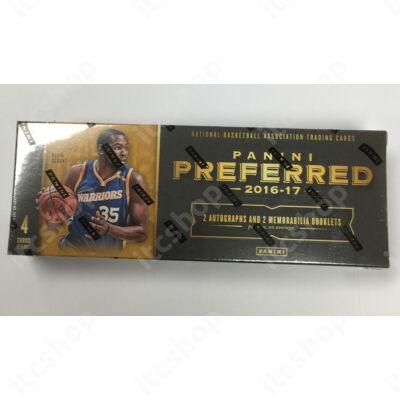 2016-17 Preferred Basketball Hobby doboz