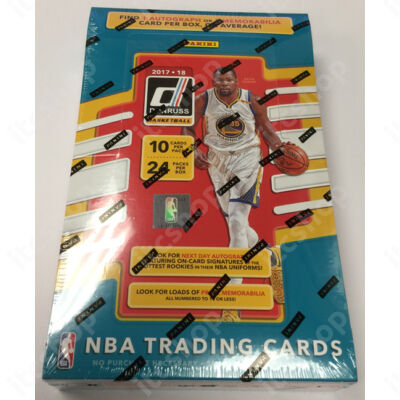 2017-18 Donruss Basketball Hobby doboz