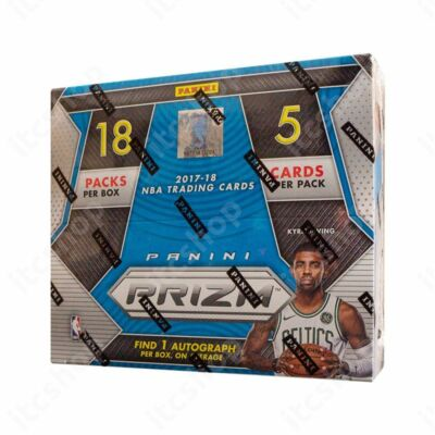 2017-18 Prizm Basketball Fast Break doboz