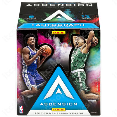 2017-18 Ascension Basketball Hobby doboz