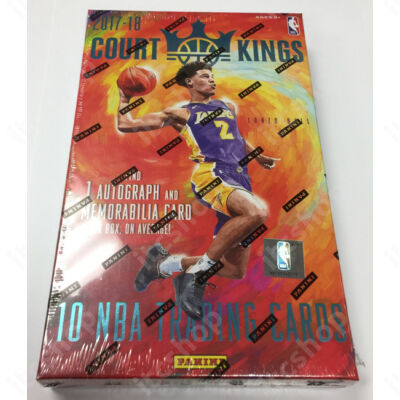 2017-18 Court Kings Basketball Hobby doboz