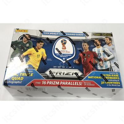 2018 Panini World Cup Prizm Soccer Hobby doboz