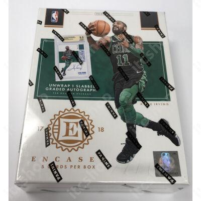 2017-18 Encased Basketball