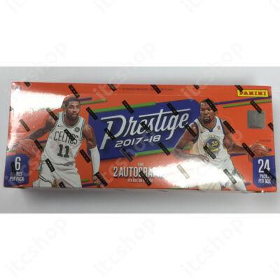 2017-18 Prestige Basketball Hobby doboz