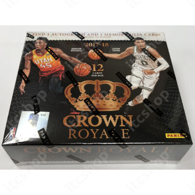 2017-18 Cornerstones Basketball Hobby doboz