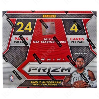 2017-18 Prizm Basketball retail doboz