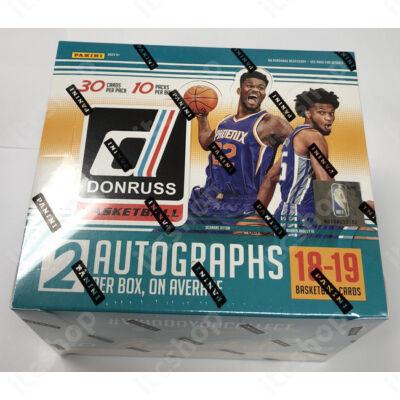 2018-19 Donruss Basketball Hobby doboz