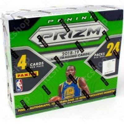 2018-19 Prizm Basketball Retail doboz