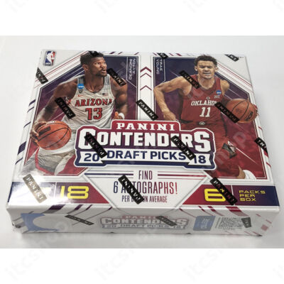 2018-19 Prizm Basketball Fast Break doboz