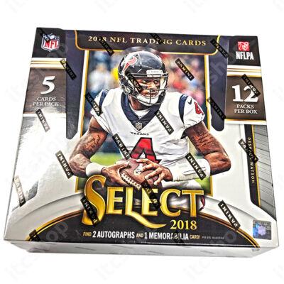 2018 Select Football Hobby doboz
