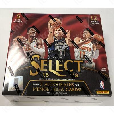 2018-19 Crown Royale Basketball Hobby doboz