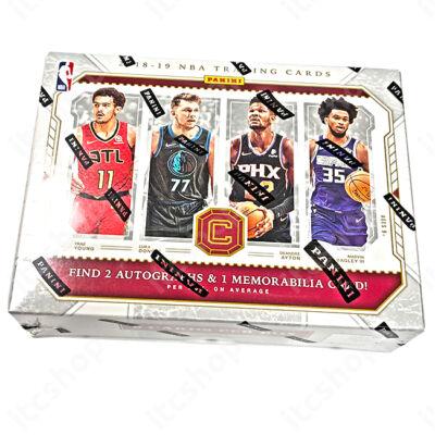 2018-19 Cornerstones Basketball Hobby doboz