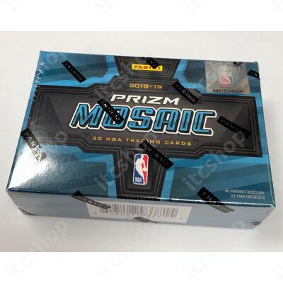2018-19 Prizm Mosaic Basketball Hobby doboz