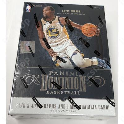 2018-19 Dominion Basketball Hobby doboz