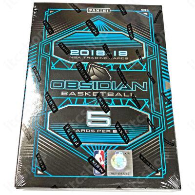 2018-19 Obsidian Basketball Hobby doboz