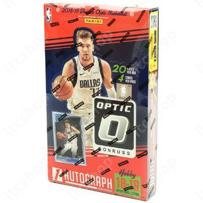 2018-19 Optic Basketball Hobby doboz