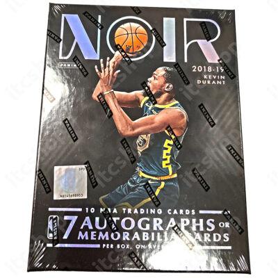 2018-19 Noir Basketball Hobby doboz