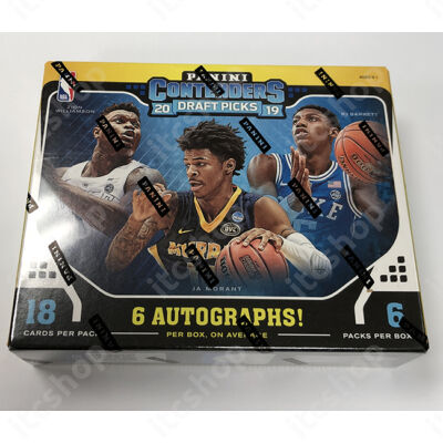 2019-20 Contenders Draft Picks Basketball Hobby doboz