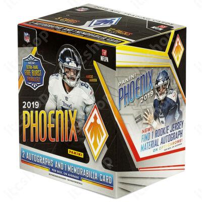 2019 Phoenix Football Hobby doboz