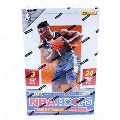 2019-20 NBA Hoops Basketball Hobby doboz