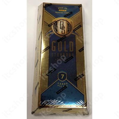 2019-20 Gold Standard Soccer Hobby doboz