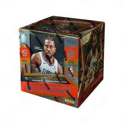 2019-20 Revolution Basketball Hobby doboz
