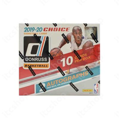 2019-20 Donruss Choice Basketball doboz