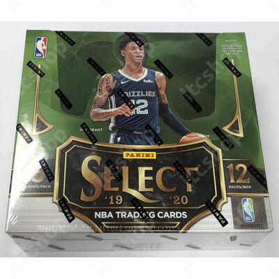 2019-20 Select Basketball Hobby doboz