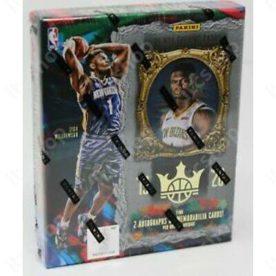 2019-20 Court Kings Basketball Hobby doboz