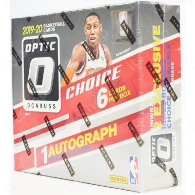 2019-20 Donruss Optic Choice Basketball Hobby doboz