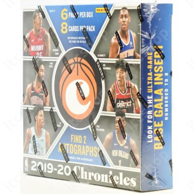 2019-20 Chronicles Basketball Hobby doboz
