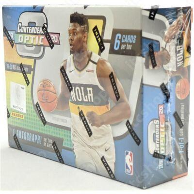2019-20 Contenders Optic Basketball Hobby doboz