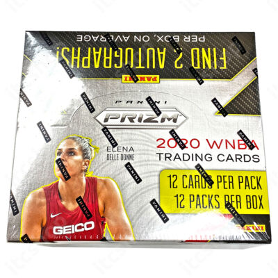 2020 Prizm WNBA Basketball Hobby doboz