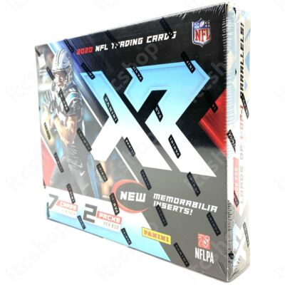 2020 XR Football Hobby doboz