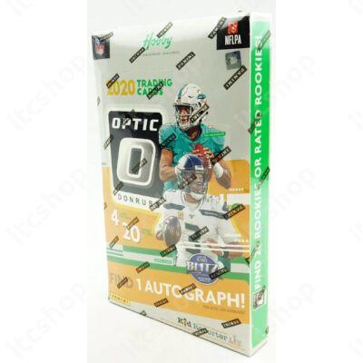 2020 Donruss Optic Football Hobby doboz